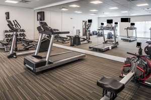 Fitness/ Exercise Room - Holiday Inn Express Hotel & Suites Ruston