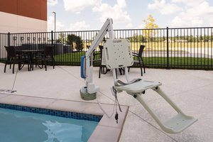 Pool - Holiday Inn Express Hotel & Suites Ruston