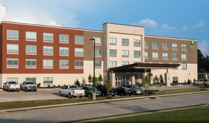 Exterior view - Holiday Inn Express Hotel & Suites Ruston