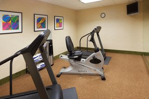 Fitness/ Exercise Room - Holiday Inn Express Hotel & Suites Freeport
