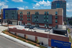 Exterior view - SpringHill Suites by Marriott Country Club District Kansas City