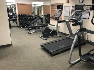 Fitness/ Exercise Room - Candlewood Suites Fort Wayne