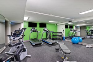 Fitness/ Exercise Room - Holiday Inn Parliament Hill Downtown Ottawa