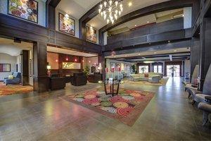 Lobby - Holiday Inn Northeast Arlington