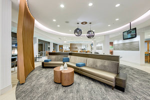 Bar - SpringHill Suites by Marriott The Woodlands