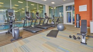 Fitness/ Exercise Room - Holiday Inn Express Kruse Way Springfield