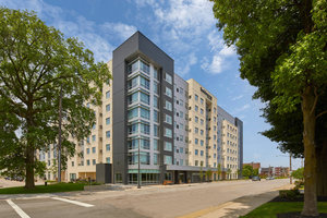 Exterior view - Residence Inn by Marriott Cleveland Clinic