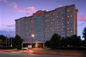 Exterior view - Marriott Suites Market Center Dallas