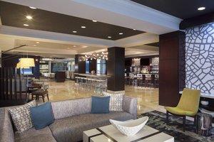 Lobby - Marriott Suites Market Center Dallas