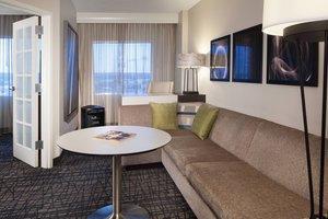 Suite - Marriott Suites Market Center Dallas