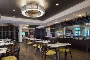 Restaurant - Marriott Suites Market Center Dallas