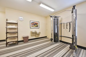 Fitness/ Exercise Room - Candlewood Suites Hershey Area Harrisburg