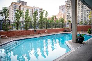 Pool - Crowne Plaza Hotel Dayton