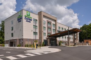Exterior view - Holiday Inn Express Hotel & Suites Ballantyne Charlotte