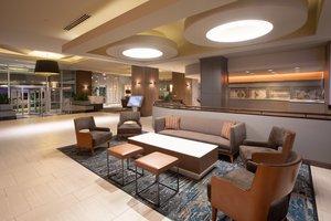 Lobby - Crowne Plaza Hotel Kansas City