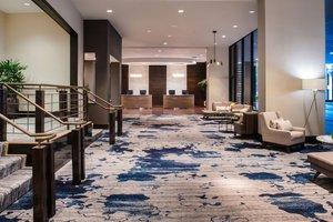 Lobby - Sheraton Hotel Oklahoma City