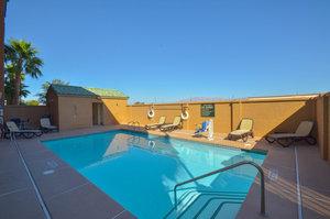 Pool - Holiday Inn Express Nellis AFB Las Vegas