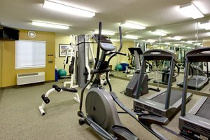 Fitness/ Exercise Room - Candlewood Suites Crabtree Raleigh