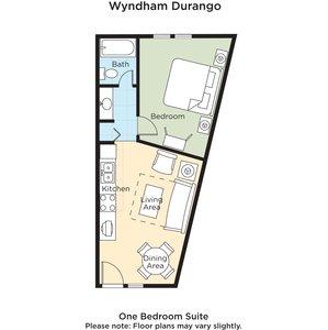 Room - Wyndham Vacation Resort Durango