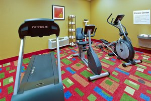 Fitness/ Exercise Room - Holiday Inn Express Hotel & Suites Pensacola