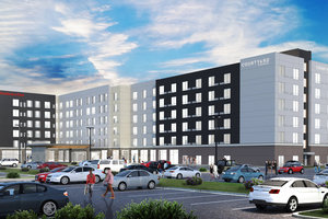 Exterior view - Residence Inn by Marriott Airport Albany