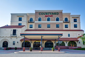 Exterior view - Courtyard by Marriott Hotel at Old Town Wichita