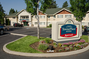 Exterior view - TownePlace Suites by Marriott Bend