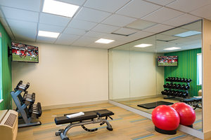Fitness/ Exercise Room - Holiday Inn Express Hotel & Suites Peoria