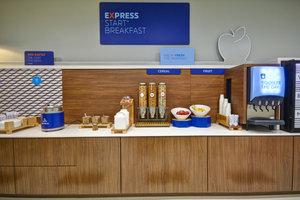 Restaurant - Holiday Inn Express Hotel & Suites Boardwalk Area Seabrook