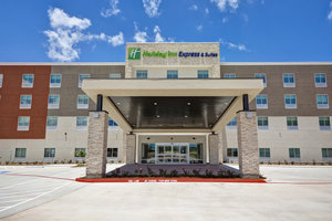 Exterior view - Holiday Inn Express Hotel & Suites Boardwalk Area Seabrook