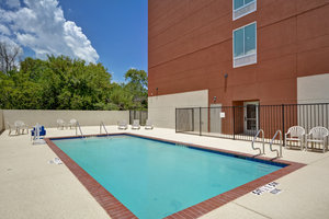 Pool - Holiday Inn Express Hotel & Suites Boardwalk Area Seabrook