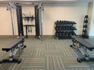 Fitness/ Exercise Room - Holiday Inn Express King of Prussia