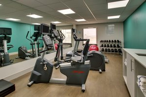 Fitness/ Exercise Room - Holiday Inn Express Hotel & Suites Pleasantville