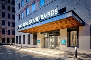 Exterior view - AC Hotel by Marriott Downtown Grand Rapids