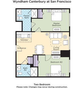 Suite - Wyndham Canterbury at San Francisco Hotel