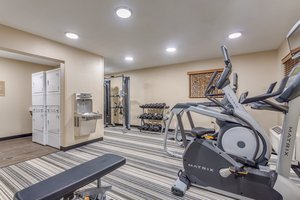 Fitness/ Exercise Room - Candlewood Suites Secaucus