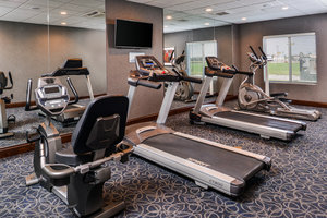 Fitness/ Exercise Room - Holiday Inn Express Hotel & Suites York