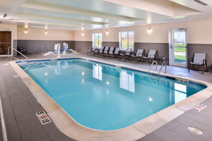 Pool - Holiday Inn Express Hotel & Suites York