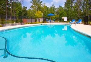 Pool - Candlewood Suites Rocky Mount