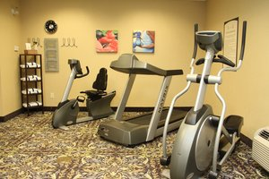 Fitness/ Exercise Room - Staybridge Suites London