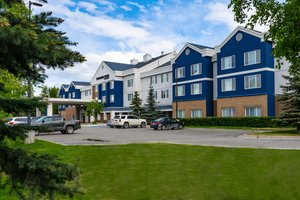 Exterior view - SpringHill Suites by Marriott Anchorage
