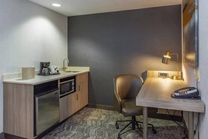 Suite - SpringHill Suites by Marriott Anchorage