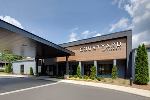 Exterior view - Courtyard by Marriott Hotel Windy Hill Atlanta