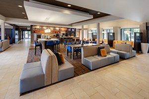 Lobby - Courtyard by Marriott Hotel Windy Hill Atlanta