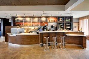 Restaurant - Courtyard by Marriott Hotel Windy Hill Atlanta