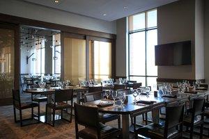 Restaurant - Marriott Waterfront Hotel Baltimore