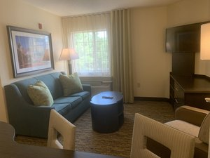 Room - Candlewood Suites Crabtree Raleigh