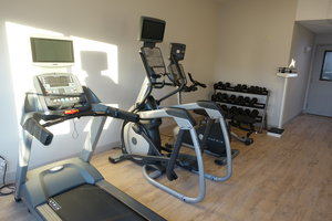 Fitness/ Exercise Room - Holiday Inn Express Hotel & Suites Brentwood