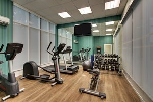 Fitness/ Exercise Room - Holiday Inn Express Georgetown