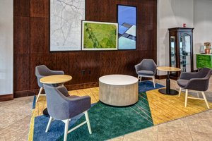 Lobby - Holiday Inn Rocky Mount